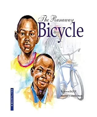 book cover of The Runaway Bicycle