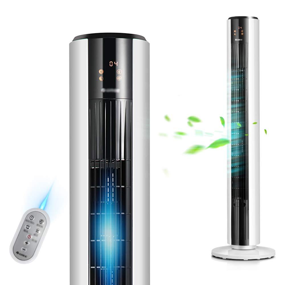 Xb Ventilateur Colonne, Ventilateur Tour Puissant et Ultra Silencieux-avec télécommande - pour la Maison, Le Bureau