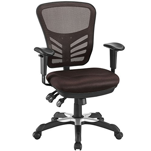 Articulate Office Chair in Brown
