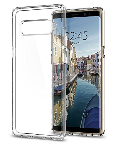 Spigen Ultra Hybrid Galaxy Note 8 Case with Air Cushion Technology and Hybrid Drop Protection for Galaxy Note 8 (2017)