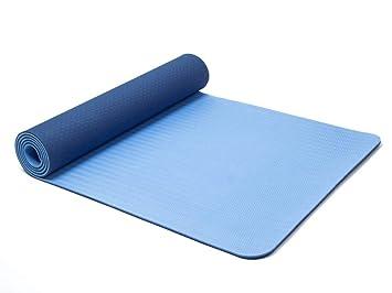 MJXVC 6MM TPE Antideslizantes Esteras de Yoga para Fitness ...