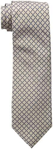 Izod Men's Grandstand Grid 2 Tie