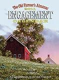 The Old Farmer's Almanac 2011 Engagement Calendar (Old Farmer's Almanac (Calendars))