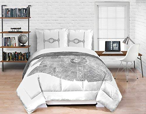 Star Wars Classic Full/Queen Comforter Set by Jay Franco