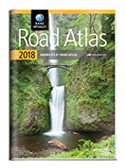 A durable see-through cover enhances the classic Road Atlas, making it travel-ready with added protection against constant use, spills and exposure to the elements. The Rand McNally Road Atlas is the most trusted and best-selling US atlas on ...