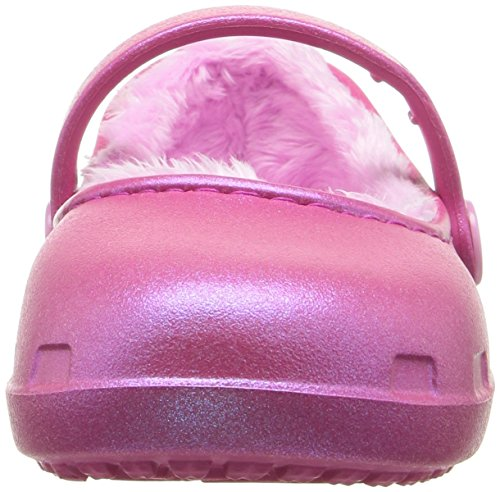 Pictures of Crocs Karin Lined Clog Mary Jane (Toddler/ Pink 6