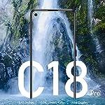Mobile-Phone-Unlocked-OUKITEL-C18-PRO-smartphone-Dual-4G-655-Display-Wide-angle-Macro-Quad-Camera-4GB-64GB-Octa-Core-Android-904000-mAh-FingerprintFace-IDGPSUK-Version-BLACK
