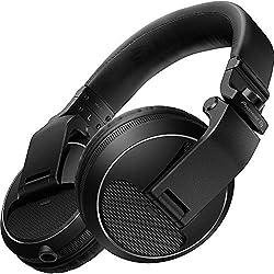 Pioneer Pro DJ Black, (HDJ-X5-K Professional DJ Headphone)