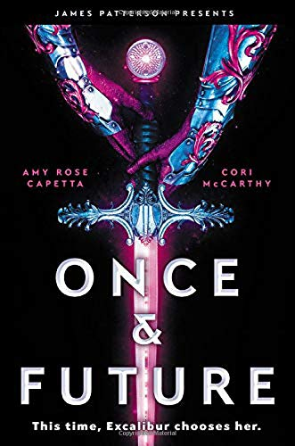 Amazon.com: Once & Future (9780316449274): McCarthy, Cori, Capetta, Amy  Rose: Books