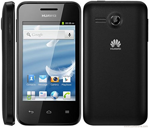 Huawei y541 duos black&white dress