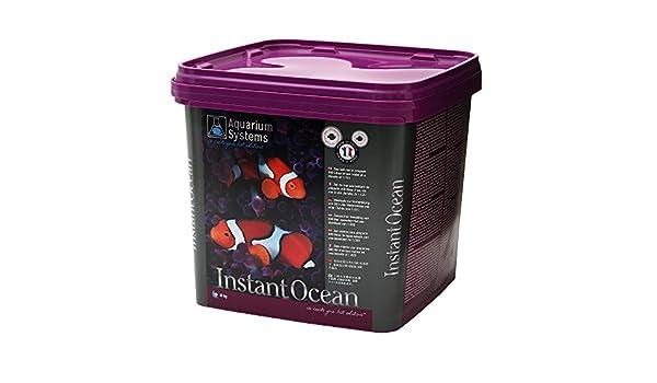 Acuario Systems instantáneo Océano Mar Sal Marina: Amazon.es: Productos para mascotas