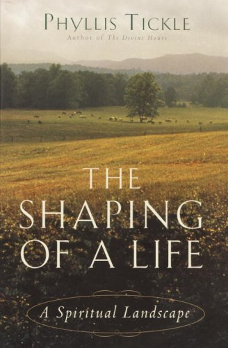 Cover of The Shaping of a Life: A Spiritual Landscape