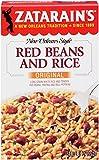 Zatarain's Red Beans and Rice,Original, 8oz