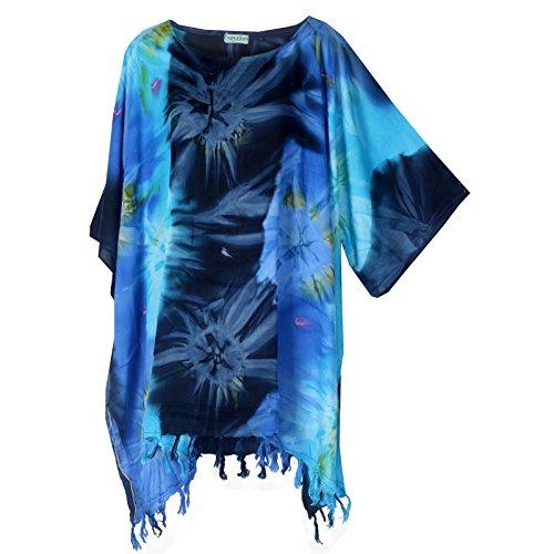 plus size tie dye - 5