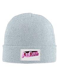 Unisex RuPaul Winter Warm Knit Beanie Skully Cap