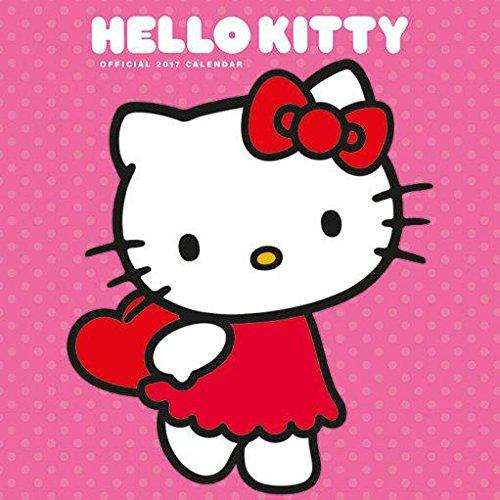 2017 Hello Kitty Official Calendar