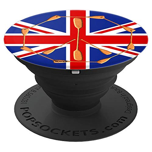 Kayak Canoe and Paddling, Peace Paddle collapsible grip UK. - PopSockets Grip and Stand for Phones and ()