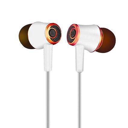 xianjun Auriculares Bluetooth para Deportes, Auriculares magnéticos estéreo inalámbricos a Prueba de Agua, Auriculares
