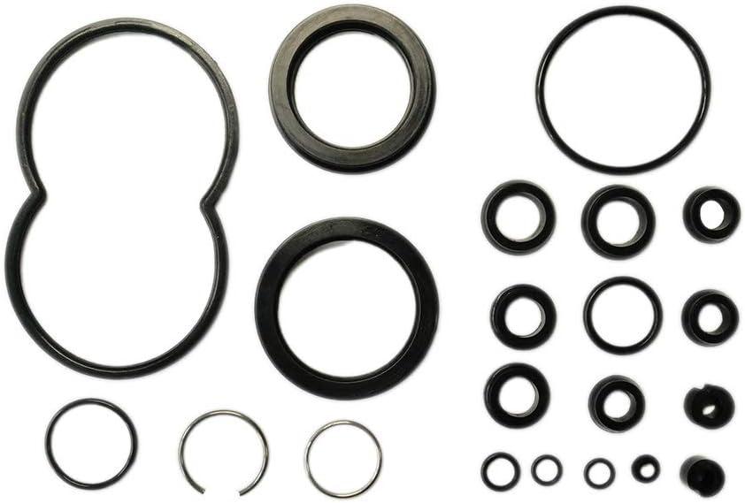 JEM/&JULES Hydro-Boost Repair Kit Seal Leak Repair Universal Kit Rubber Only for GM 2771004x