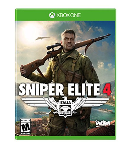 Codes Action Replay Cheat (Sniper Elite 4 Xbox ONe)
