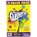 Fruit Gushers Variety Pack, 12 Count (Pack of 6)