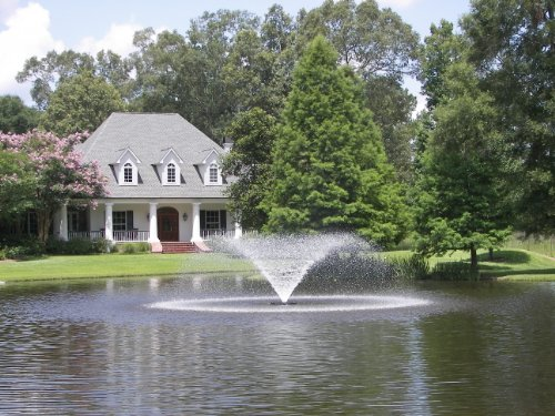 Kasco 5.3VFX 150 Floating Aerating Fountain 5hp 240 volts 3 Phase 150' Cord