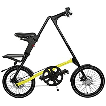 Bicicleta plegable strida