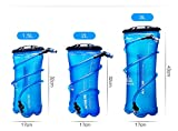 AONIJIE Hydration Bladder 1.5L/2L/3L Lightweight TPU Water...