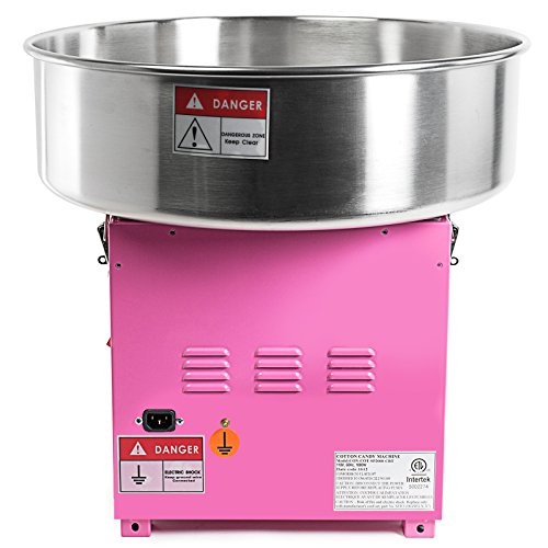 Olde Midway Commercial Quality Cotton Candy Machine and Electric Candy Floss Maker - SPIN 2000 by Olde Midway (Image #2)