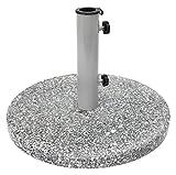 Solid Granite Umbrella Holder