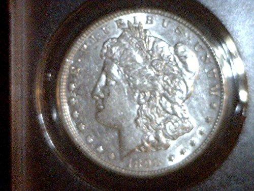 1898 P Morgan Dollar Dollar AU50 PCGS
