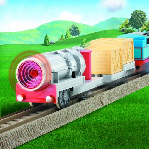 Amazon Uk: Tomy Thomas Track Master Thomas And The Jet Engine Train