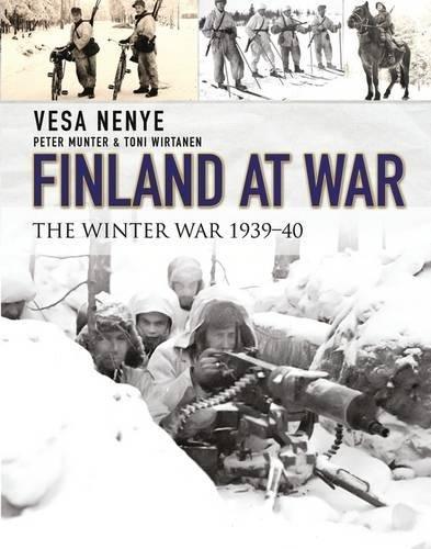 Download Finland at War: The Winter War 1939–40 (General Military) ebook