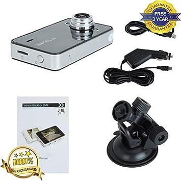 Libre tarjeta de SD incluido con caliente profesional Premium coche DVR videocámara cámara grabadora Caja Negra
