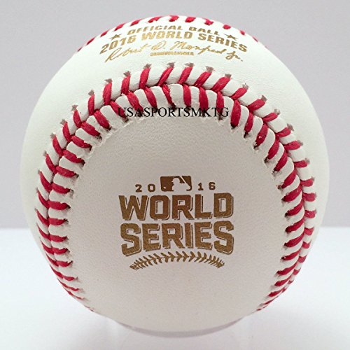 Rawlings 2016 Official MLB World Series Game Baseball - Boxed ()