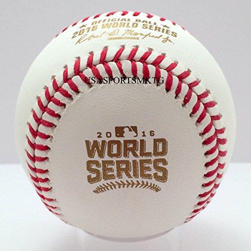 Rawlings 2016 Official MLB World Series Game Baseball - ()