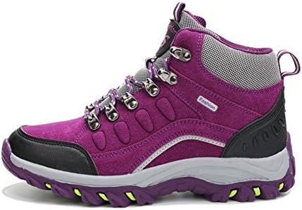 トレッキングシューズ ハイカット 男女兼用 登山靴 軽量 通気性抜群 ハイキング シューズ 防滑 防水 アウトドア シューズ トレッキング シューズ
