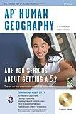 AP Human Geography w/ CD-ROM (Advanced Placement (AP) Test Preparation)