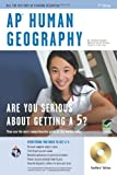 img - for AP Human Geography w/ CD-ROM (Advanced Placement (AP) Test Preparation) book / textbook / text book