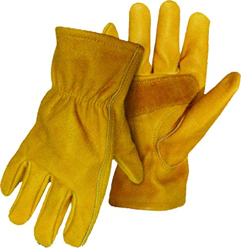 - BOSS Unlined Grain Leather Driver Glove