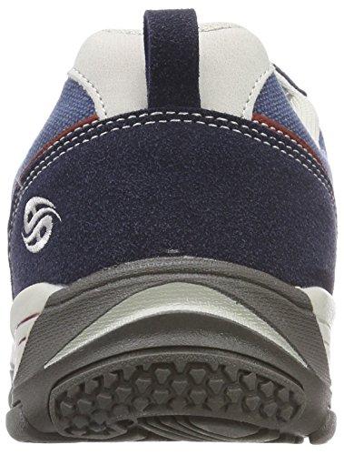 by 660 42hy003 Herren Navy Gerli Sneaker Blau Dockers 776660 4qw1dnWgd