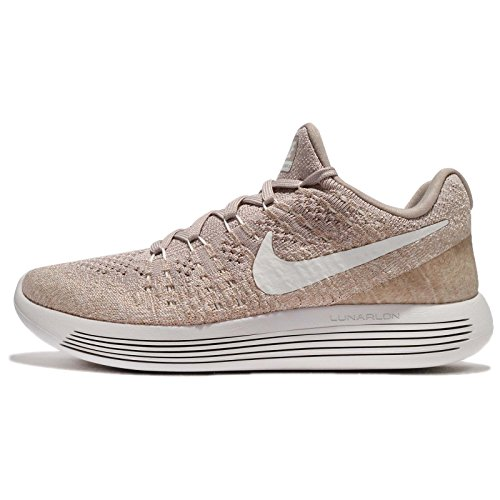 Nike Womens Wmns Lunarepic Low Flyknit 2, Moon Particle / Sail-sand Moon Particle / Sail-sand