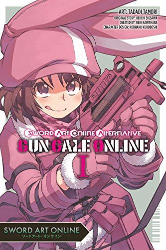 Sword Art Online Alternative Gun Gale Online, Vol. 1 (manga)