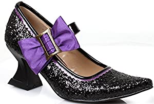 Big Girls' Black Witch Shoes by Ellie Shoes