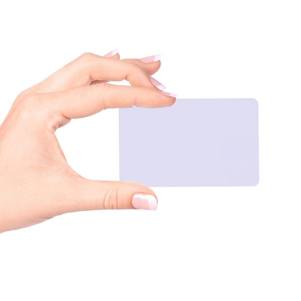 20 unids//lote tarjetas RFID en blanco Cl/ásico 4K S70 Chip Tarjeta intercambiable inteligente Llavero IC Card con bloque 0 13.56Mhz no modificable funciona en la tarjeta de proximidad de acceso de entrada serie UID