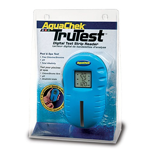 - Aqua Chek Aqua Chek Trutest Digital Reader