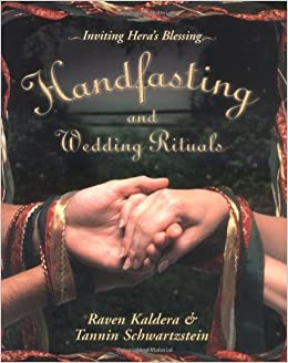 Handfasting And Wedding Rituals Welcoming Heras Blessing Raven