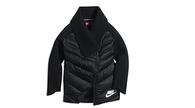Amazon.com  Nike Sportswear Tech Fleece Big Kids  (Girls ) AeroLoft ... 7272934f1b96