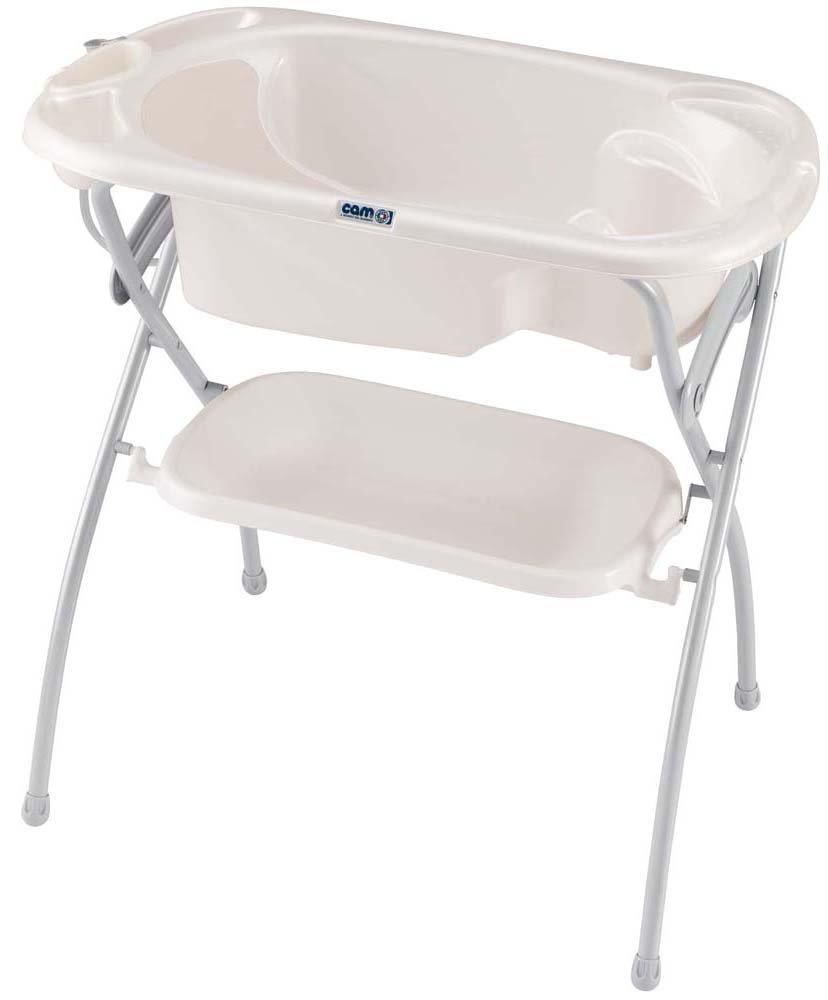Cam il mondo del bambino c525 bagnetto kit bagno, bianco perlato ...