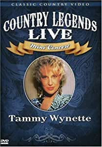 Tammy Wynette - Country Legends Live Mini Concert